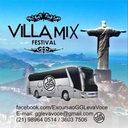 Excursão Villa Mix - RJ