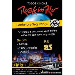 Excursão Rock in Rio