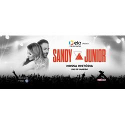Excursão Show Sandy e Junior - RJ